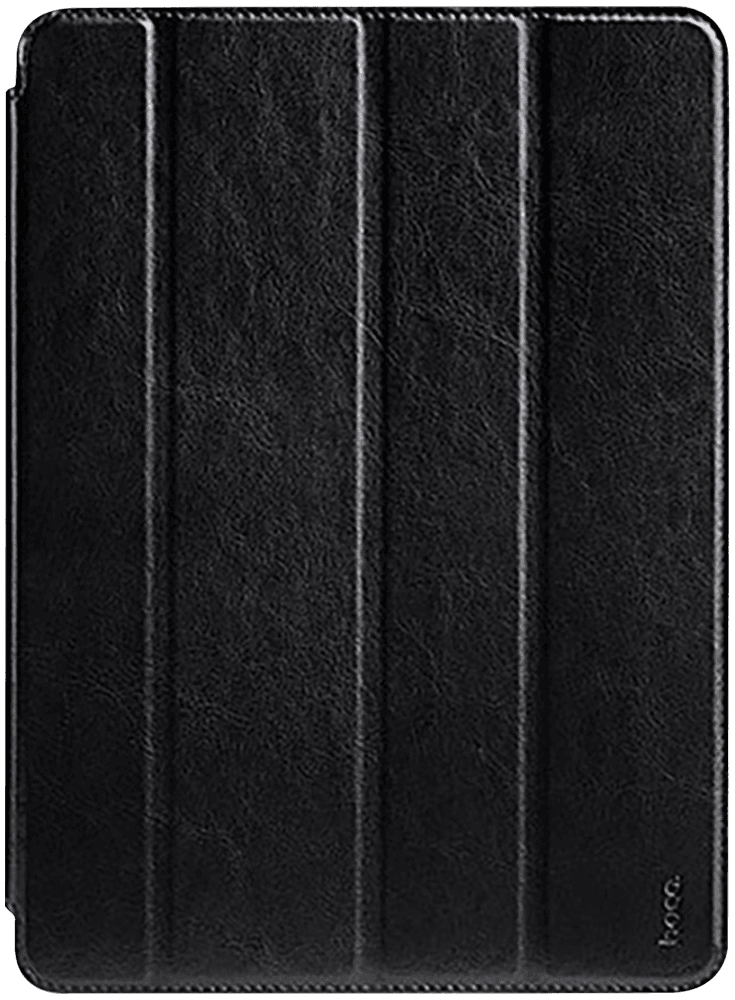 Apple iPad Pro 11 (2018) oldalra nyíló flipes bőrtok gyári HOCO TRIFOLD asztali tartó funkció fekete