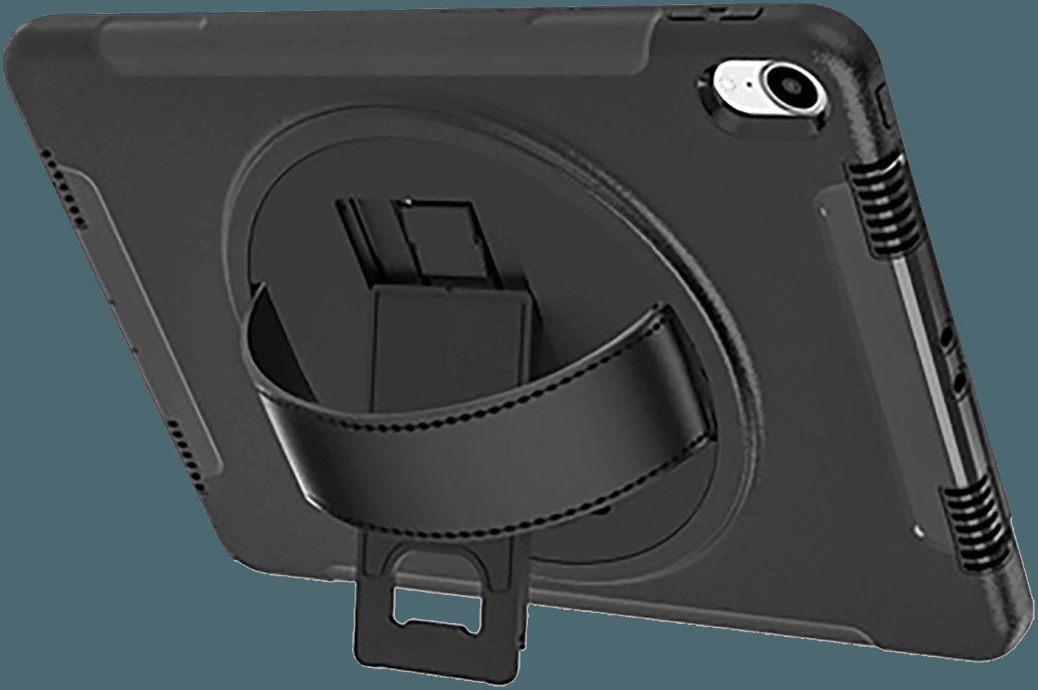 Apple iPad Pro 11 (2018) ütésálló tok 360° ban forgatható fekete