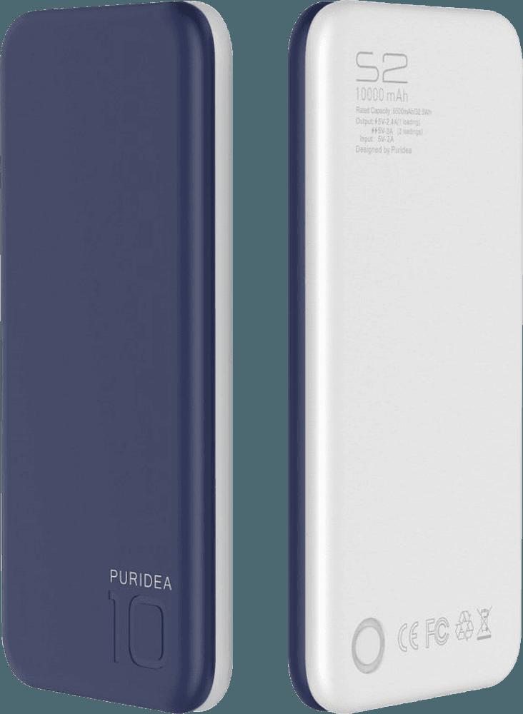 Apple iPhone 11 power bank - külső akkumulátor 10000 mAh sötétkék