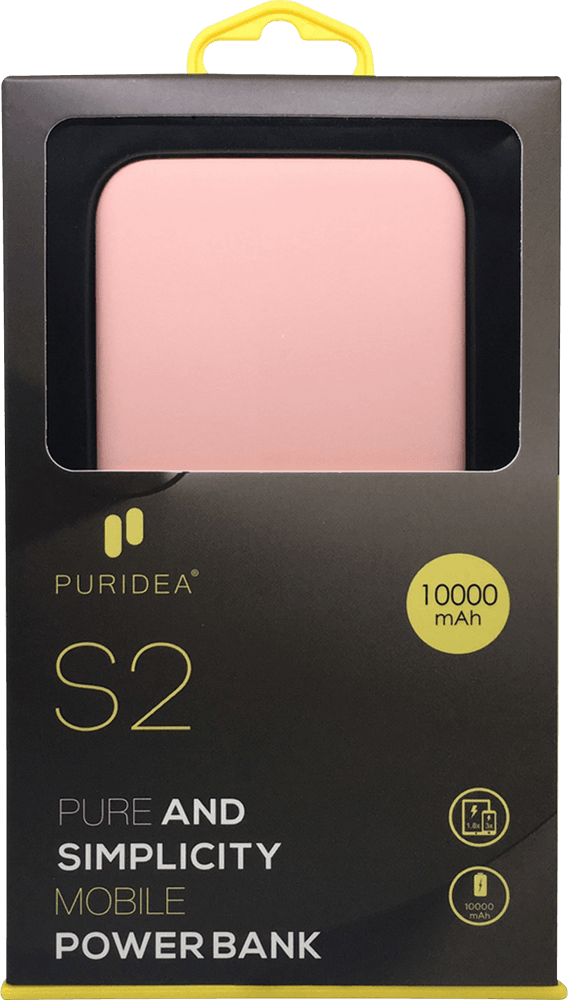 Apple iPhone 6S power bank - külső akkumulátor 10000 mAh rózsaszín