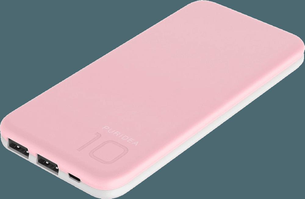 Apple iPhone XS power bank - külső akkumulátor 10000 mAh rózsaszín