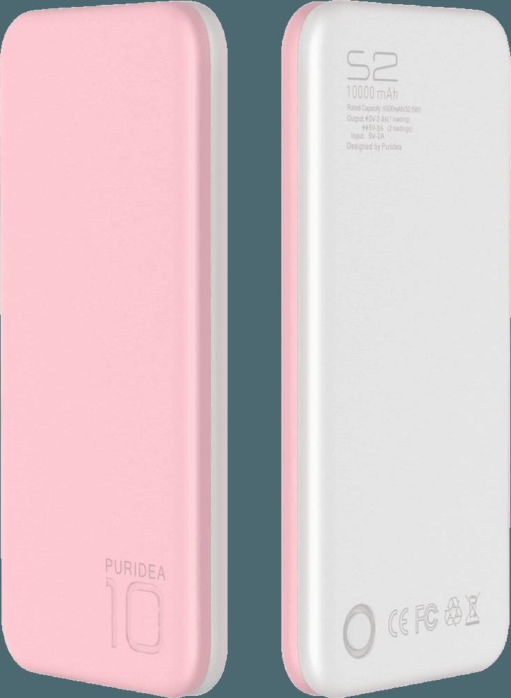 Apple iPad Pro 2017 12.9 power bank - külső akkumulátor 10000 mAh rózsaszín