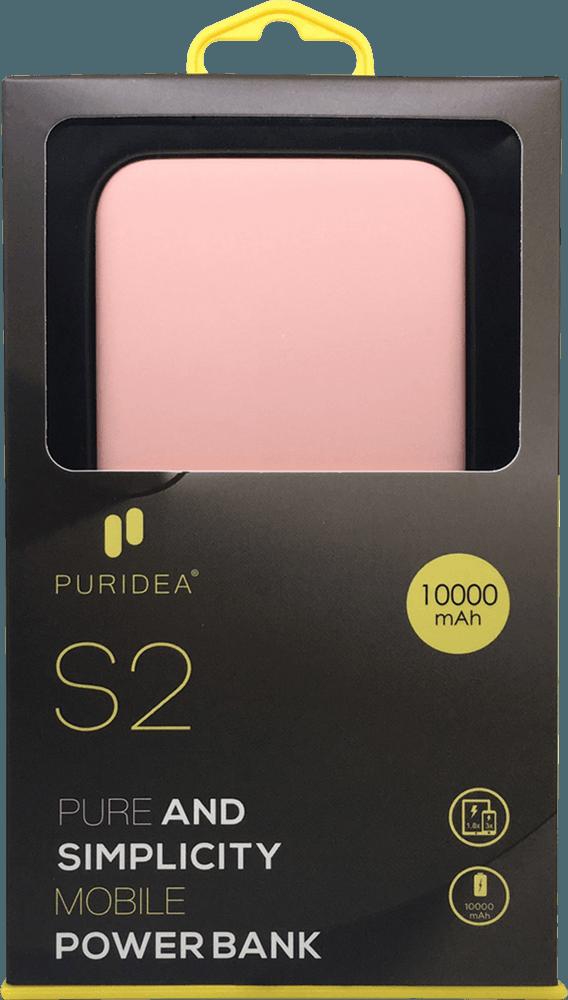 Apple iPad Mini 2019 (IPAD Mini 5) power bank - külső akkumulátor 10000 mAh rózsaszín
