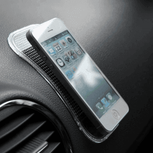 Huawei P40 nanopad univerzális autós tartó fekete