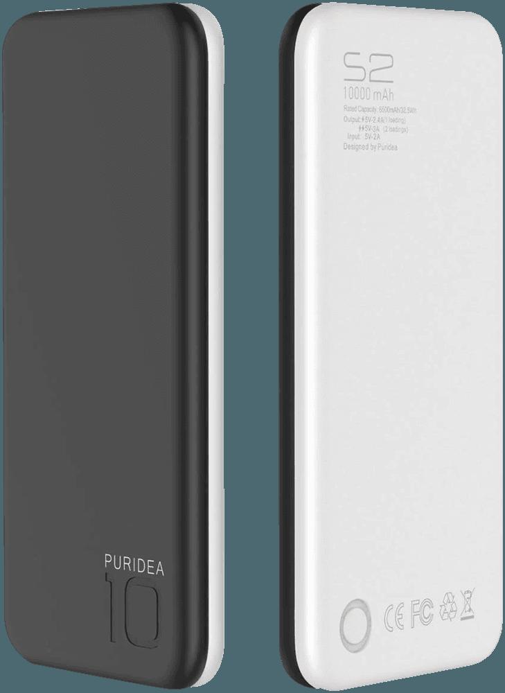 Apple iPhone X power bank - külső akkumulátor 10000 mAh fekete