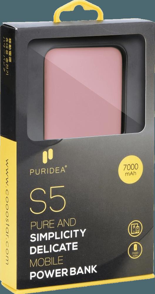 Apple iPhone 11 Pro Max power bank - külső akkumulátor 7000 mAh rózsaszín