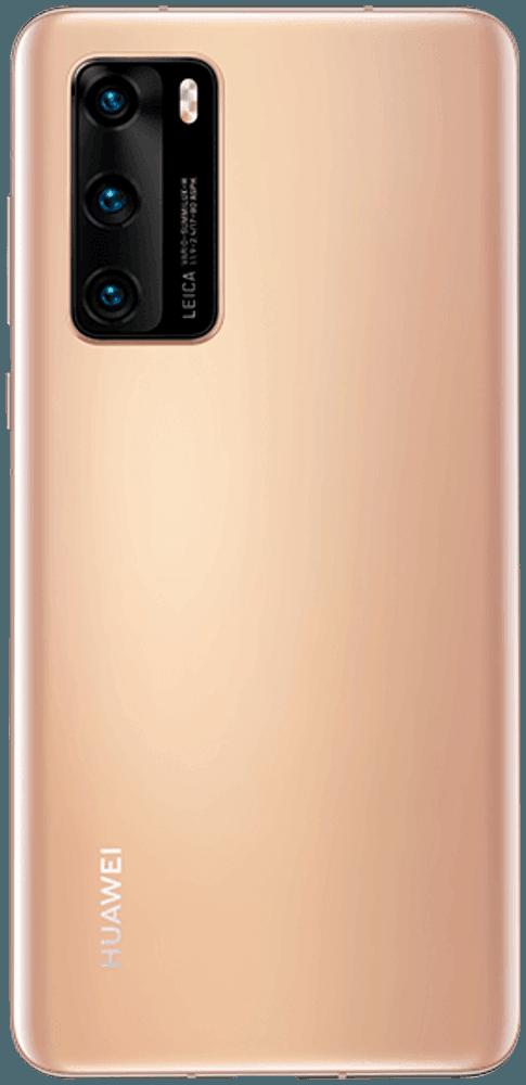 Huawei P40 szilikon tok átlátszó
