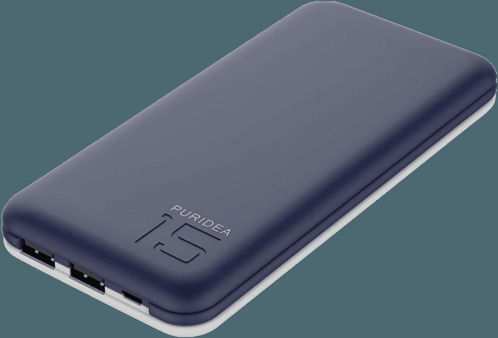 Apple iPhone 5S power bank - külső akkumulátor 15000 mAh sötétkék