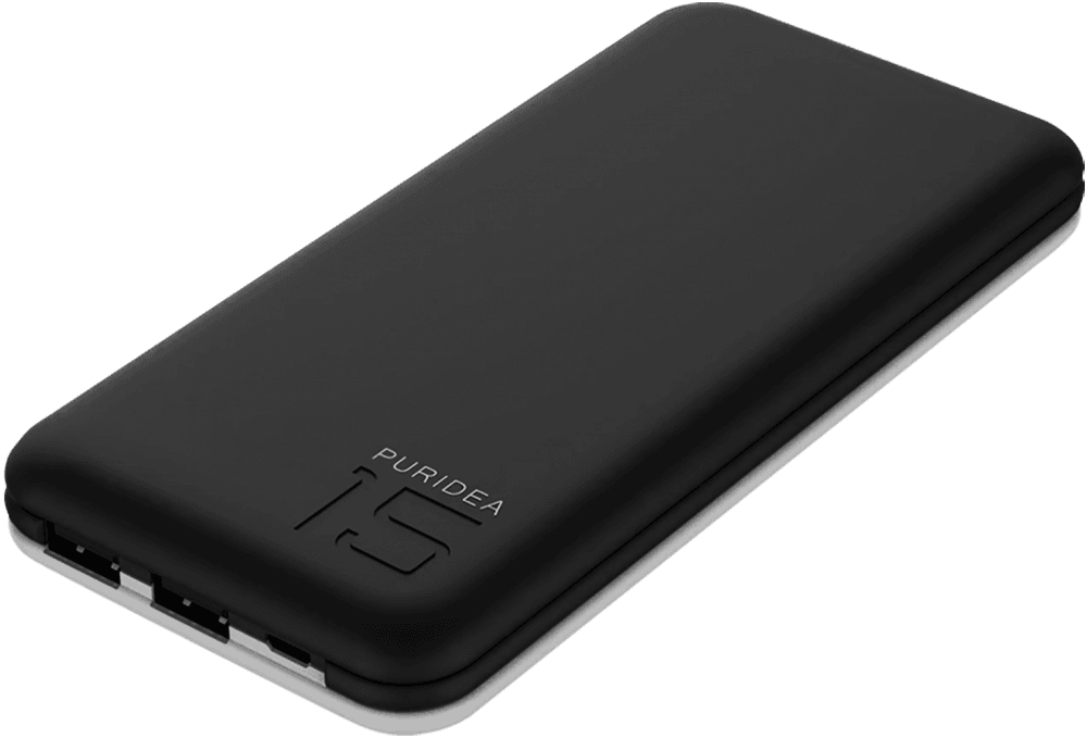 Apple iPad Mini 4 power bank - külső akkumulátor 15000 mAh fekete