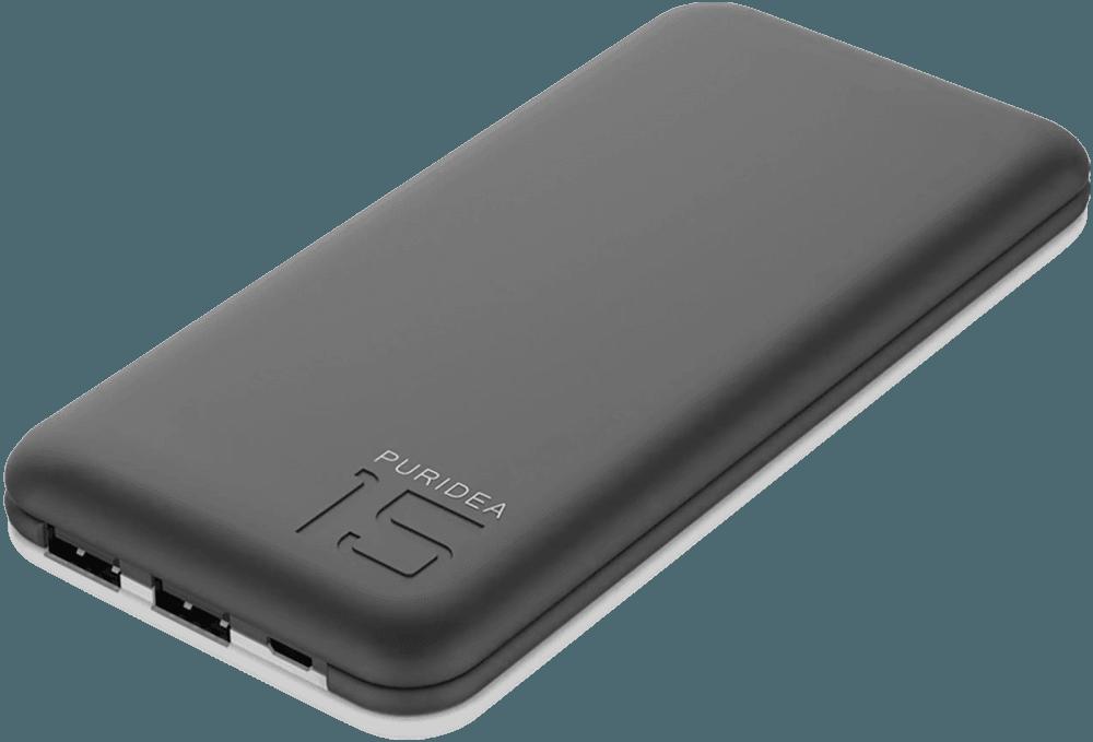 Apple iPad Mini 4 power bank - külső akkumulátor 15000 mAh szürke