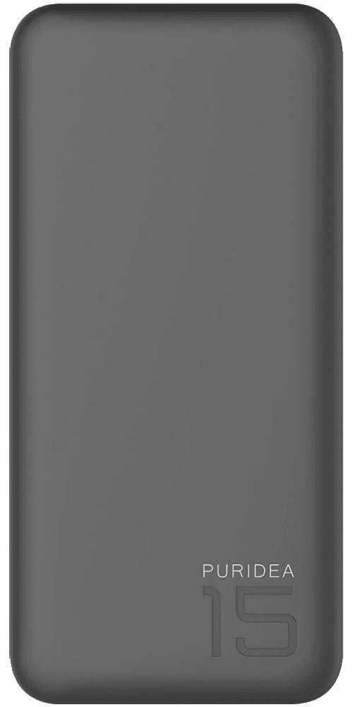 Apple iPad Mini 2019 (IPAD Mini 5) power bank - külső akkumulátor 15000 mAh szürke