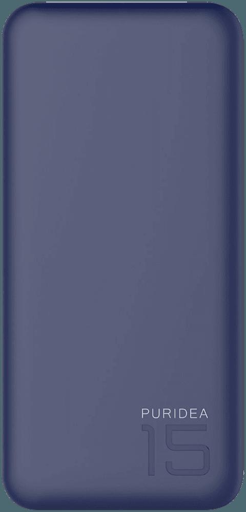 Apple iPad Mini 4 power bank - külső akkumulátor 15000 mAh sötétkék