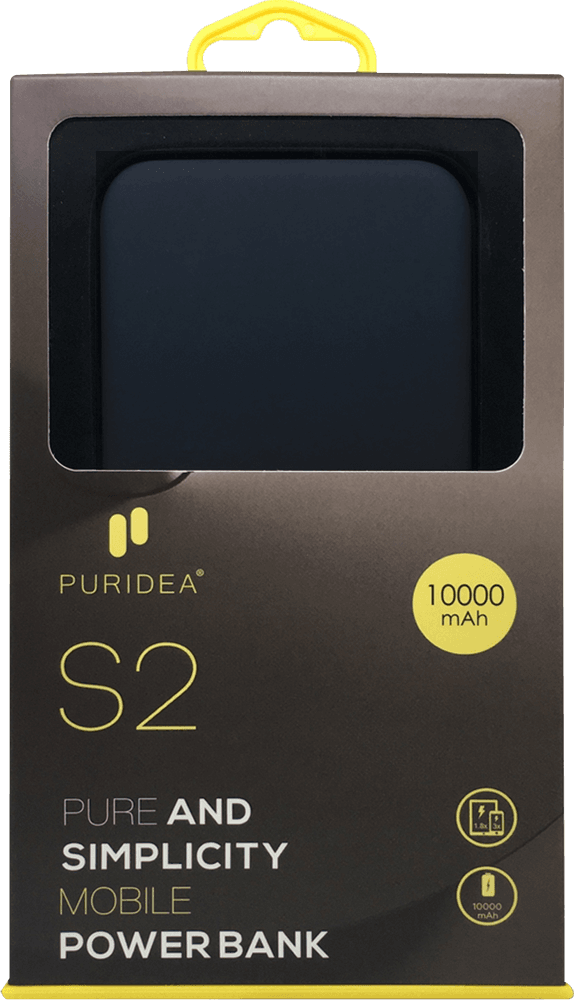 Apple iPhone SE power bank - külső akkumulátor 10000 mAh fekete