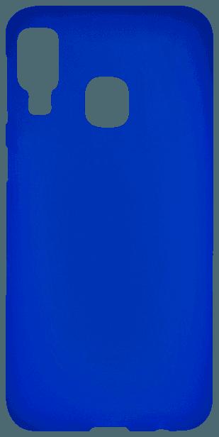 Samsung Galaxy A40 (SM-405) szilikon tok kék
