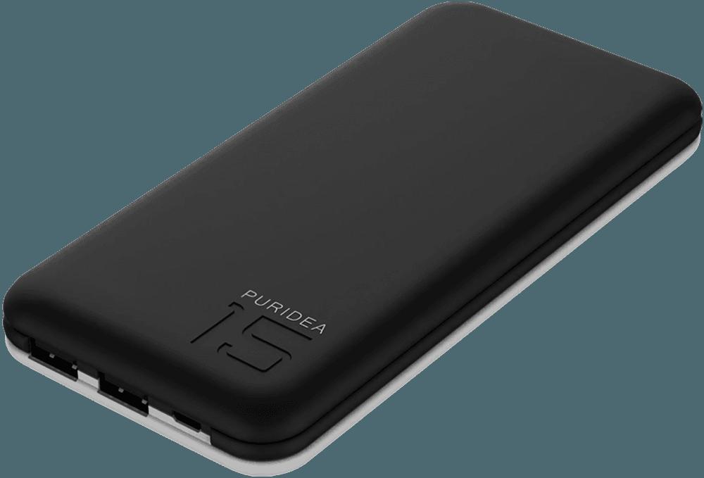 Apple iPhone SE (2020) power bank - külső akkumulátor 15000 mAh fekete