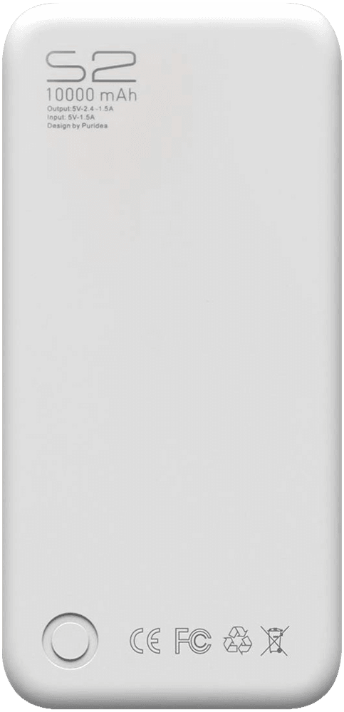 Xiaomi Mi Pad 4 Plus 10.1 power bank - külső akkumulátor 10000 mAh sötétkék
