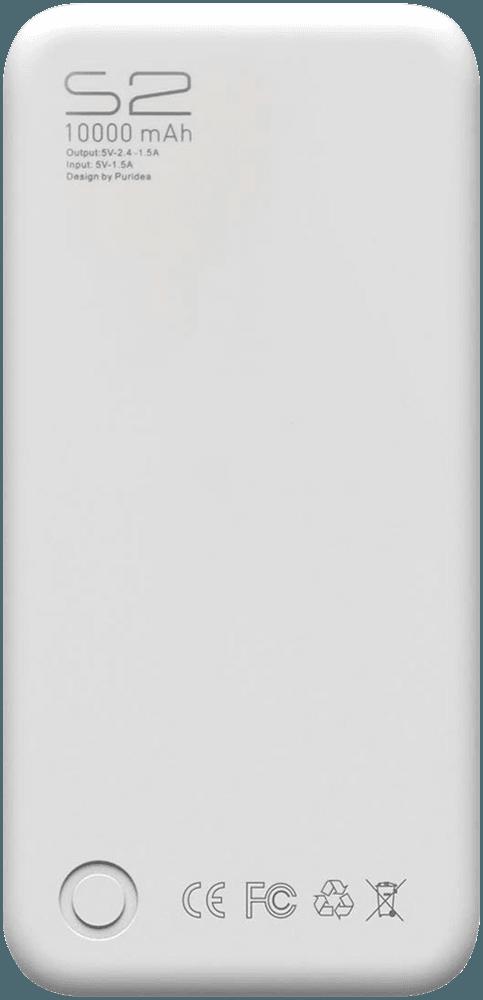 Xiaomi Mi Pad 4 8 power bank - külső akkumulátor 10000 mAh sötétkék