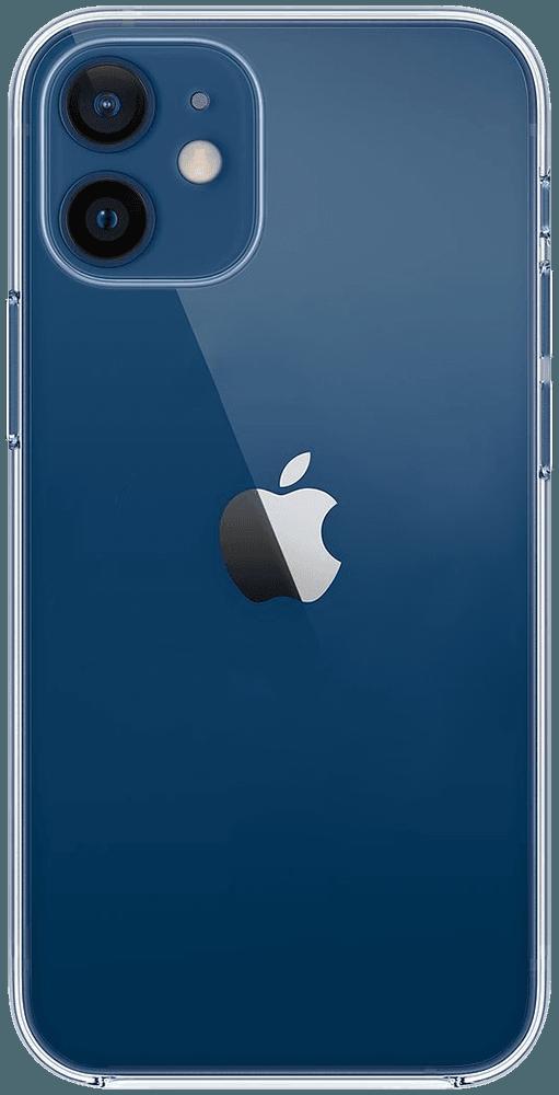 Apple iPhone 12 Mini szilikon tok közepesen ütésálló átlátszó