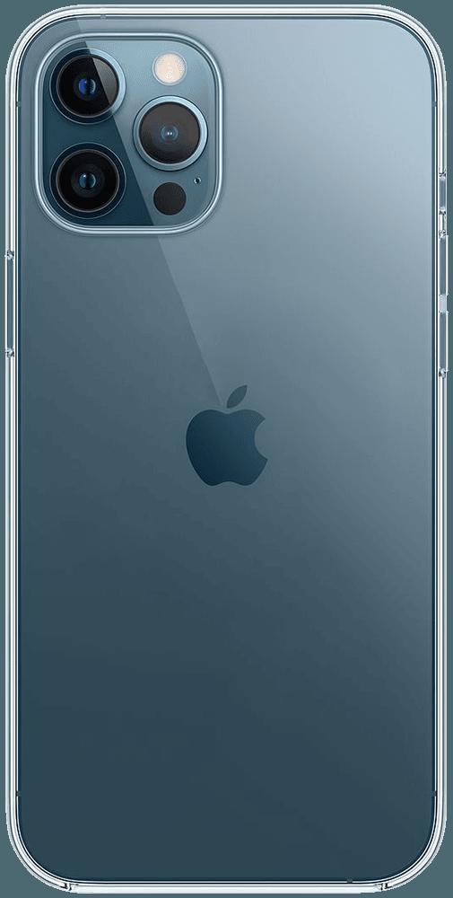 Apple iPhone 12 Pro Max szilikon tok átlátszó