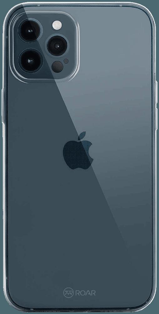 Apple iPhone 12 Pro szilikon tok gyári ROAR átlátszó