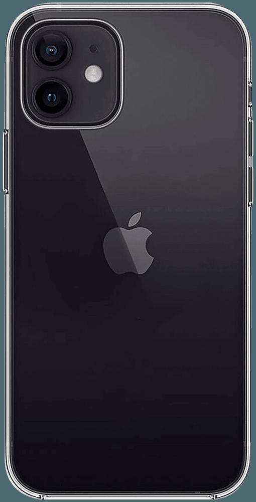Apple iPhone 12 szilikon tok átlátszó