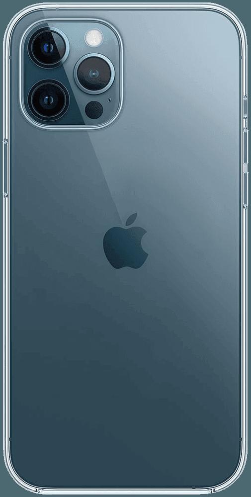 Apple iPhone 12 Pro Max szilikon tok ultravékony átlátszó