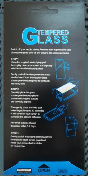 Xiaomi Redmi Note 9T edzett üvegfólia