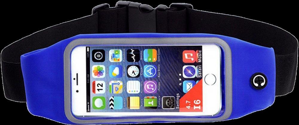 Huawei Y7 (Y7 2017) sport tok vízálló sötétkék