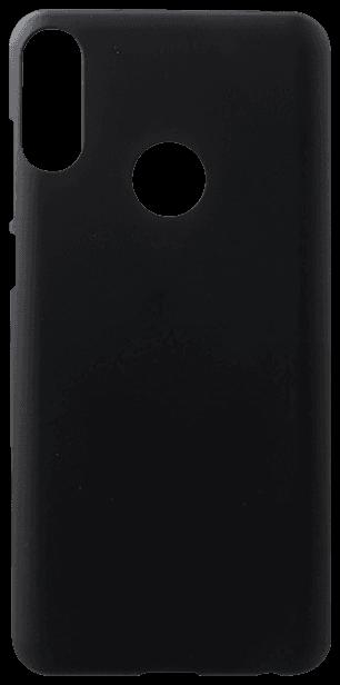ASUS Zenfone Max Pro (M2) ZB631KL kemény hátlap gumírozott fekete