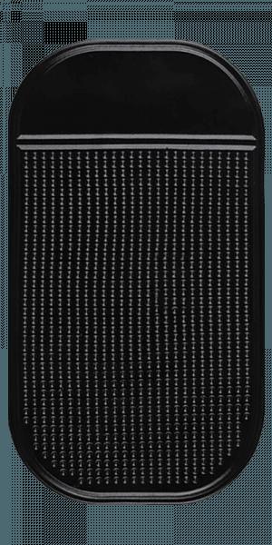 Xiaomi Redmi 5 nanopad univerzális autós tartó barna/fekete
