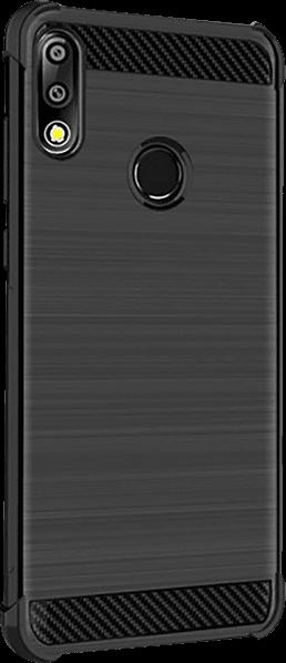 ASUS Zenfone Max Pro (M2) ZB631KL ütésálló tok gyári IMAK légpárnás sarok fekete