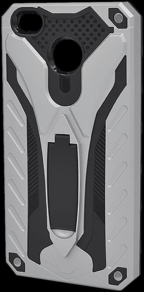 Xiaomi Redmi 4X ütésálló tok kitámasztó ezüst