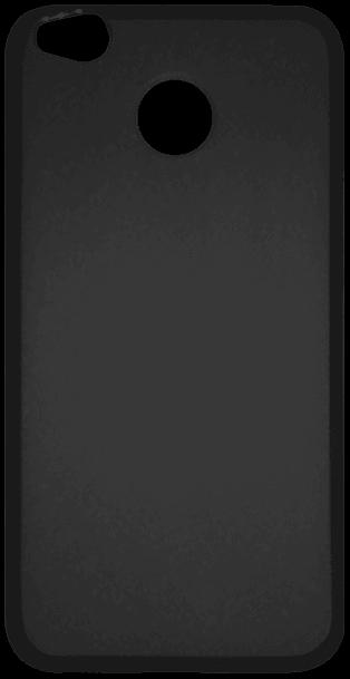 Xiaomi Redmi 4X szilikon tok fényes keret fekete
