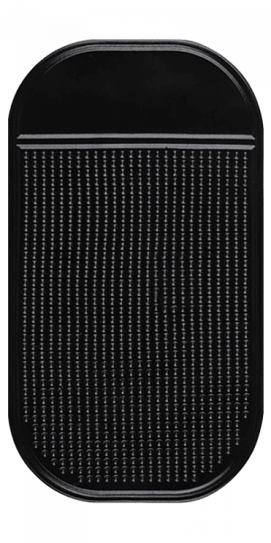 Xiaomi Redmi 5 Plus nanopad univerzális autós tartó barna/fekete