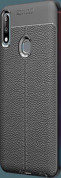 ASUS Zenfone Max Pro (M2) ZB631KL szilikon tok varrás mintás fekete