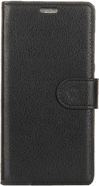 ASUS Zenfone Max Pro (M2) ZB631KL oldalra nyíló flipes bőrtok asztali tartó funkciós fekete