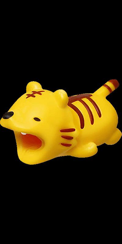 Google Pixel 2 kábelvédő tigris