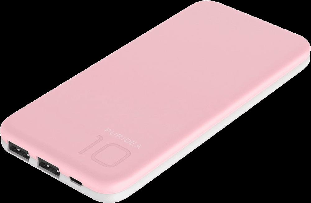 Google Pixel 2 power bank - külső akkumulátor 10000 mAh rózsaszín