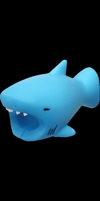 Google Pixel 2 kábelvédő cápa