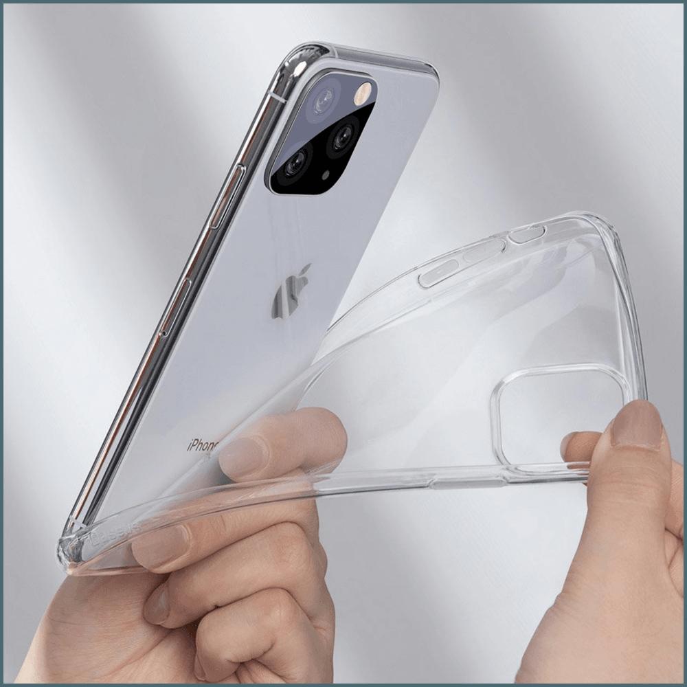 Xiaomi Poco X3 NFC szilikon tok ultravékony átlátszó