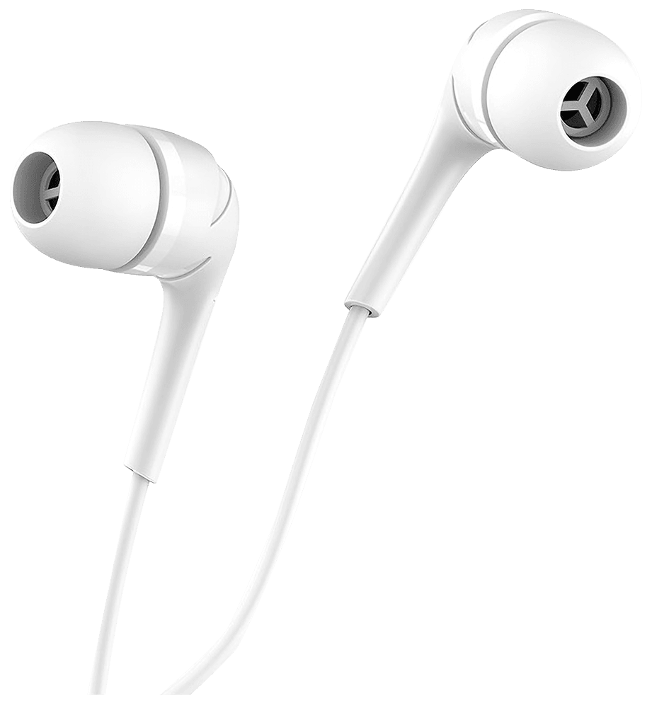 Huawei P40 fülhallgató - headset nagy teljesítményű, univerzális fehér