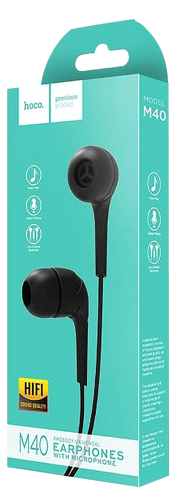 Xiaomi Mi Pad 4 8 fülhallgató - headset nagy teljesítményű, univerzális fekete