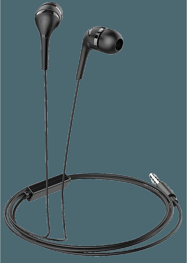 Xiaomi Redmi 4X fülhallgató - headset nagy teljesítményű, univerzális fekete