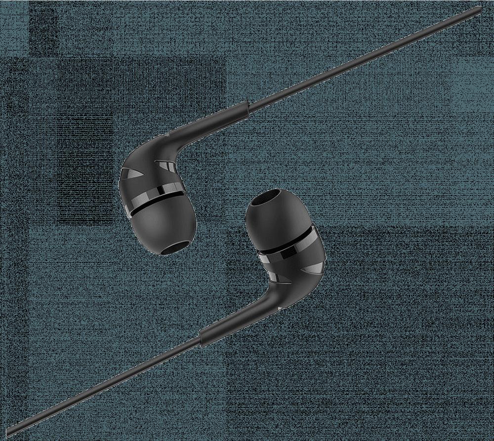 Xiaomi Mi Play fülhallgató - headset nagy teljesítményű, univerzális fekete