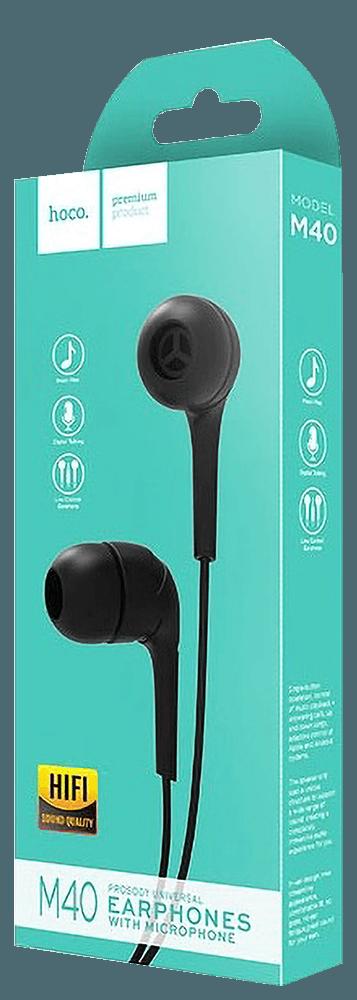 Xiaomi Redmi 5 Plus fülhallgató - headset nagy teljesítményű, univerzális fekete
