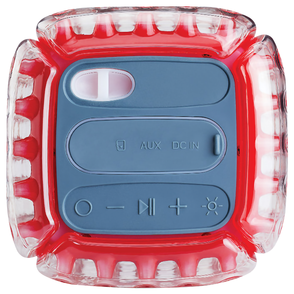 Xiaomi Poco X3 Pro bluetooth hangszóró Forever BumpAir piros