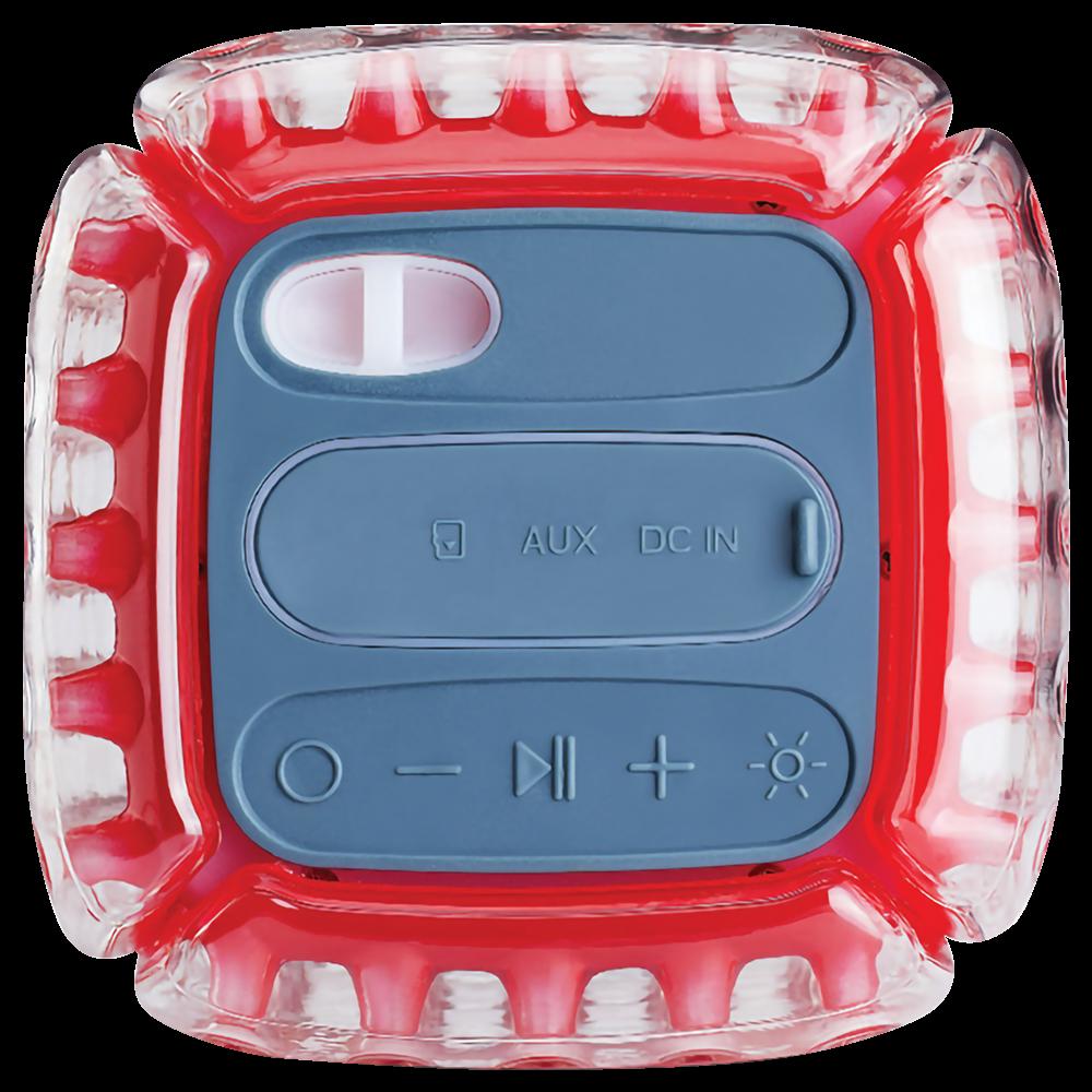 Nokia 3 2019 (3.2) bluetooth hangszóró Forever BumpAir piros