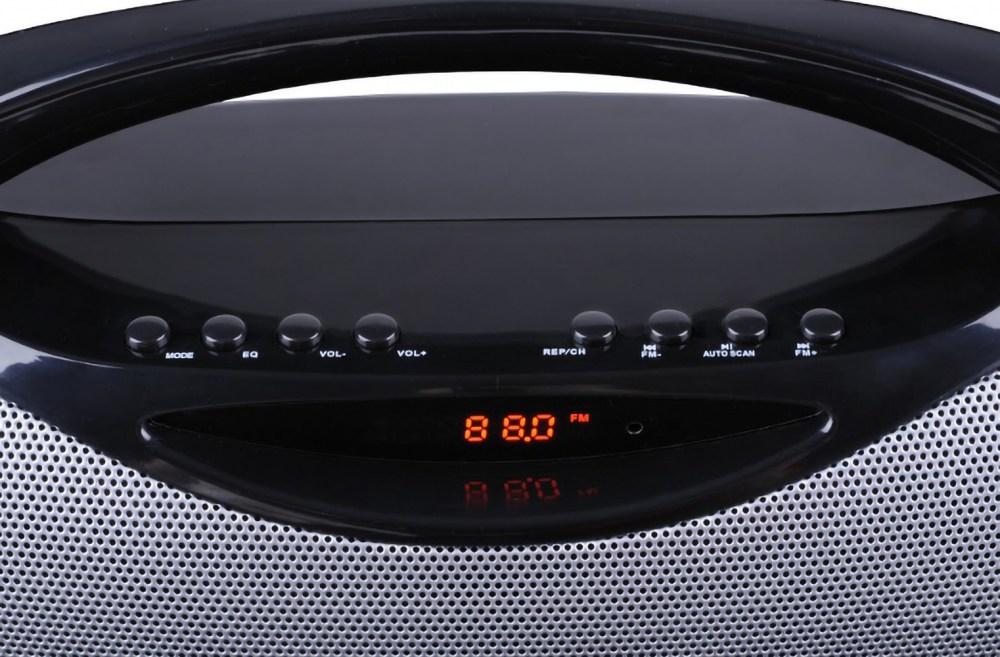 Xiaomi Poco X3 Pro bluetooth hangszóró Rebeltec Soundbox fekete