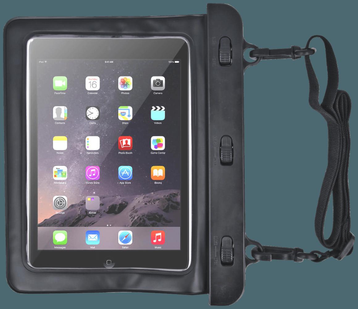 Xiaomi Mi Pad 4 8 vízálló tok univerzális fekete