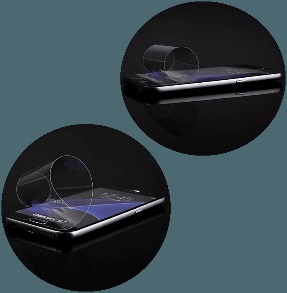 Apple iPhone XS képernyővédő fólia flexibilis